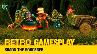 Retro GamesPlay: Simon the Sorcerer