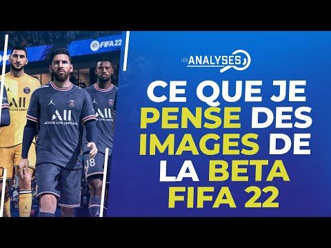 FIFA 22 : Ce que je pense des images de la bêta de FIFA 22