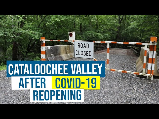 Cataloochee Valley After the Corona Virus Closures