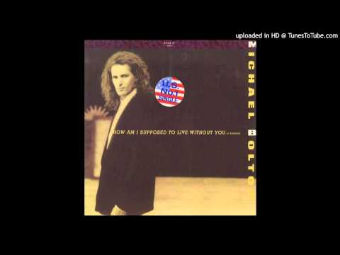 MICHAEL BOLTON - Forever Eyes (feat. Steve Lukather, 1989)