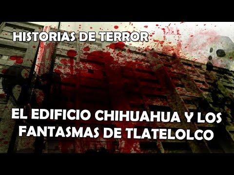 Historias de Terror: tasmas de Tlatelolco