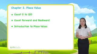 Math For Kids - Chapter 2. Place Value   1st Grade