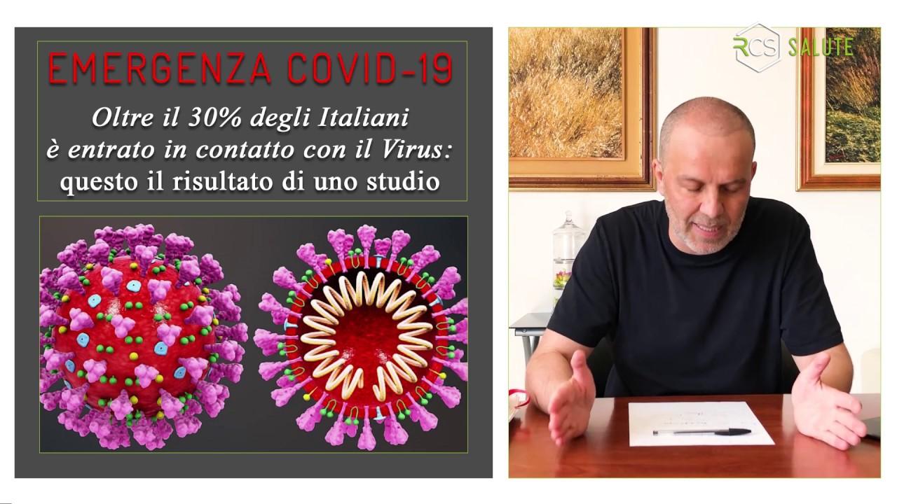Lo studio che mette in subbuglio il mondo Sanitario con il Dr Pasquale Mario Bacco - marzo 2020
