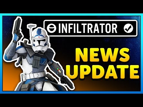 NEW ARC Trooper Info, Roadmap Coming, Mode CT Next- Star Wars Battlefront 2 thumbnail