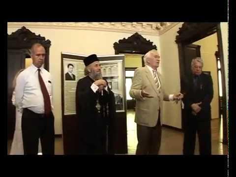"""REDESCHIDEREA SECȚIEI """"ETNOGRAFIE"""" A MUZEULUI BRĂILEI """"CAROL I"""" (27 mai 2015, strada Polonă nr. 14). Video: Gabriel Stoica (Muzeul Brăilei """"Carol I"""")"""