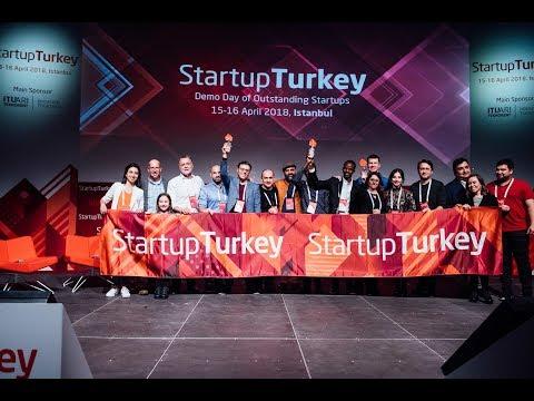Startup Turkey 2018