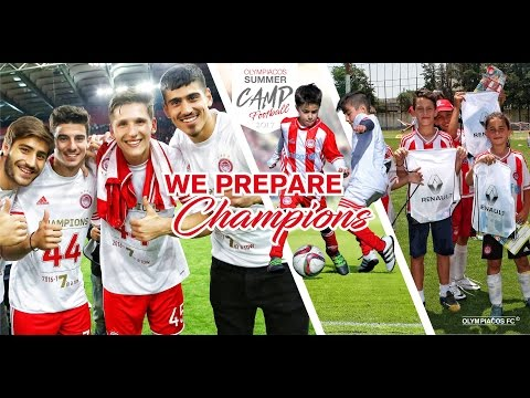 Olympiacos Summer Camp Football 2017