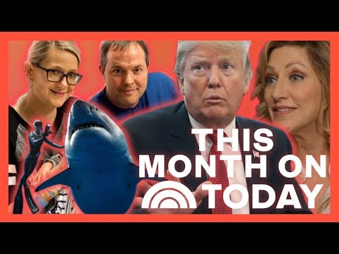 This Month On TODAY: 'The Sopranos' Reunion, Trump's Wall And The Kentucky Teen | TODAY Originals
