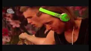 David Guetta ft. Nicky Romero & Afrojack - Howl At The Moon   Stadiumx & Taylr Renee