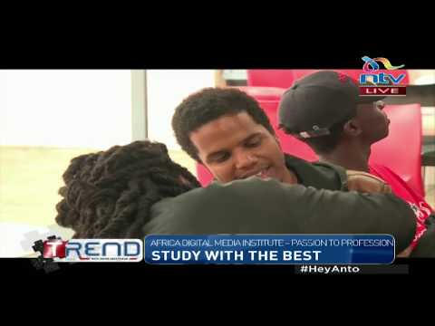 Africa Digital Media Institute - passion to profession    #theTrend