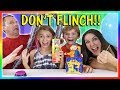 TRY NOT TO FLINCH CHALLENGE We Are The Davises mp3