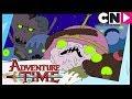 De Mal En Peor | Hora de Aventura LA | Cartoon Network