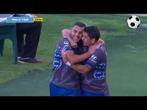 Newcastle Jets vs Sydney FC 2:1 - All Goals & Highlights HD - 03/03/2018