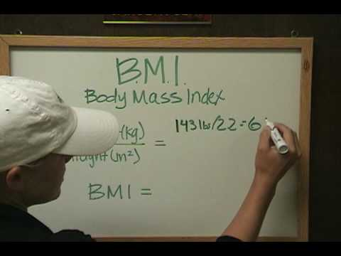 Tracking BMI