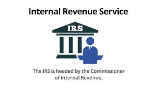 What is internal revenue service? | tax lingo: defined