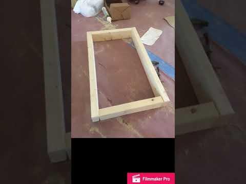 Custom Wooden Kitchen Hood