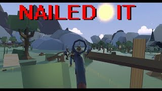 Undead Development [#1] HUGE Update! Old Home, Forest, Sniper Rifle (VR gameplay, no commentary)