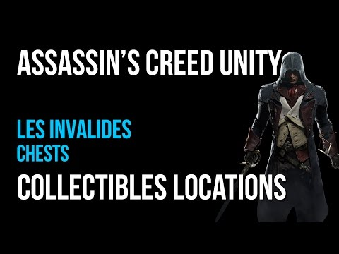 Assassin's Creed Unity Les Invalides Chests Collectibles Guide