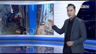 Tin nóng 24 giờ | Long An: Xe chở công nhân lật, 2 người chết, nhiều người bị thương | LONG AN TV