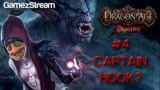Audemus Plays Dragon Age Origins - #4 CAPTAIN HOOK?! Thumbnail