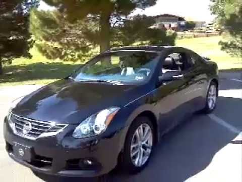 My Brand New 2011 Nissan Altima Coupe 3 5sr Leather