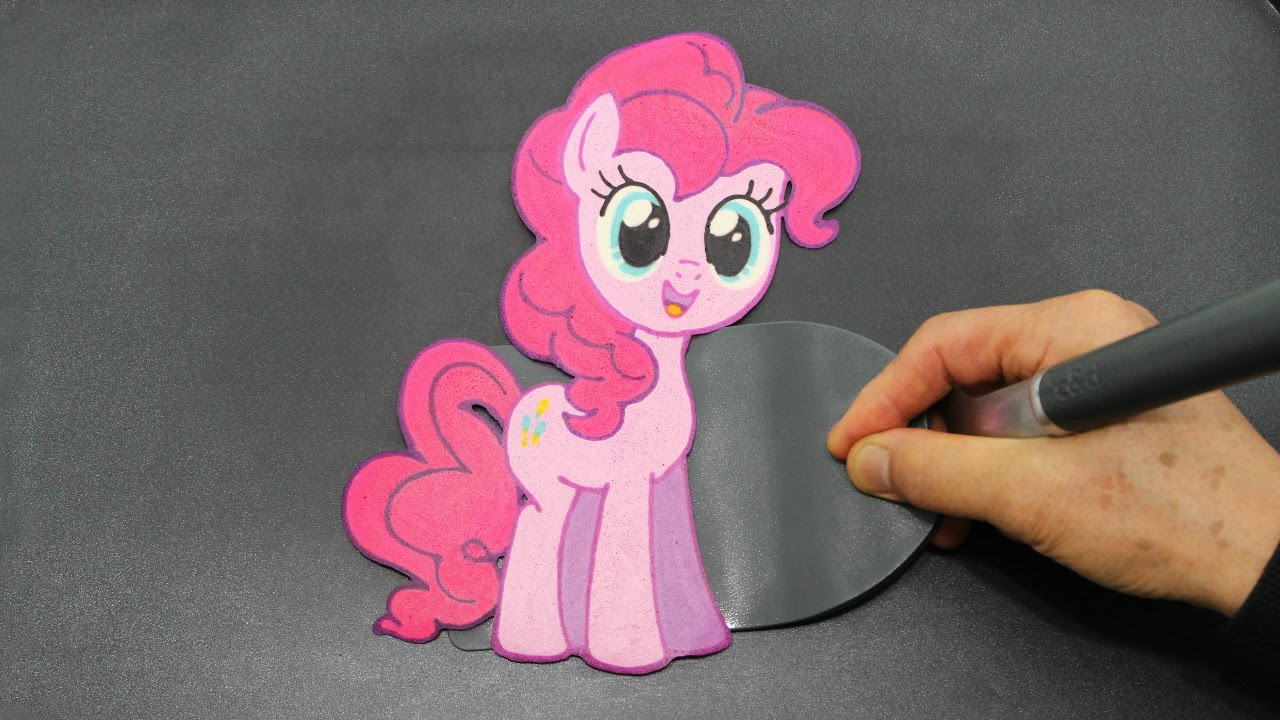 my little pony pinkie pie pancake mlp friendship is magic food youtube