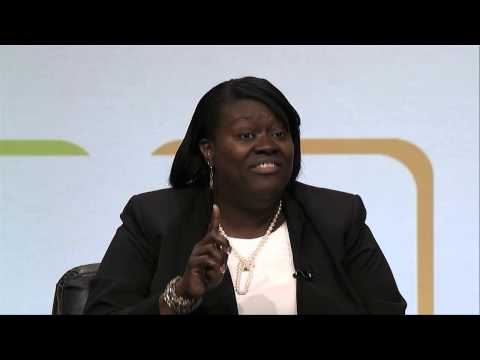 SC Principal Mona Lise Dickson at 2013 TAP Conference