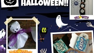 DIY Ideas Para Halloween (Decora tu Cuarto y Regal Thumbnail