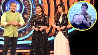 Bigg Boss 9: Salman INSULTS Zareen Khan & Daisy Shah For H0T scenes In Hate Story 3