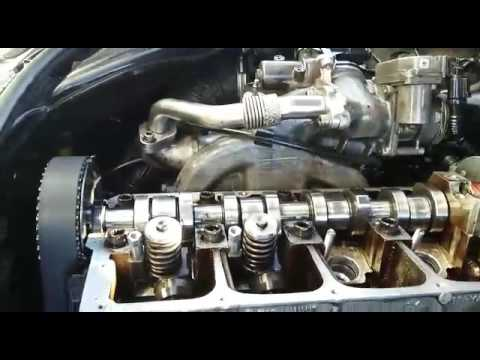 How to fix 2.0 tdi injectors part 3