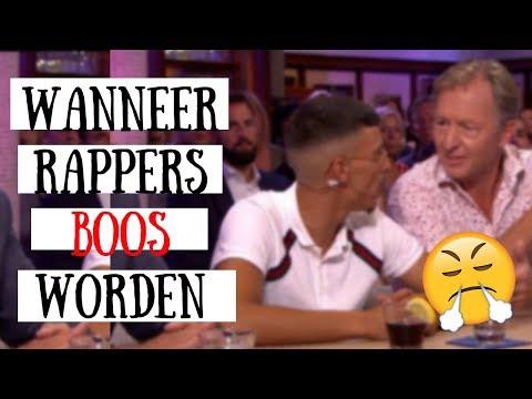 WANNEER RAPPERS BOOS WORDEN (BOEF, LIL KLEINE, FAMKE LOUISE EN MEER)