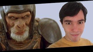 Il Pianeta delle Scimmie di Tim Burton è bello? - Faq Time 4