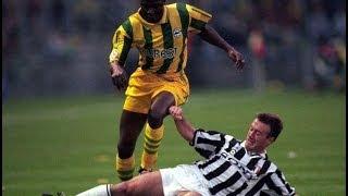 Le parcours du FC Nantes en Ligue des Champions - Saison 1995-1996