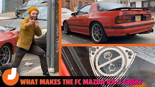 homepage tile video photo for What Makes The FC Mazda RX-7 Great