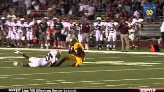 Corey Holmes - 2014 Notre Dame Football Signee