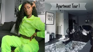 MY FIRST APARTMENT TOUR !
