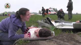 Légi katasztrófa szimuláció 2014