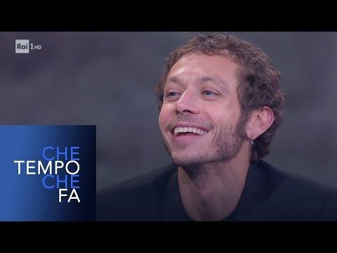 Intervista a Valentino Rossi (Prima parte) - Che tempo che fa 27/01/2019