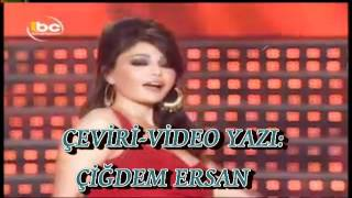 Haifa Ahsase Beek Türkçe Altyazılı Turkish Sub.( Fan Made Video)