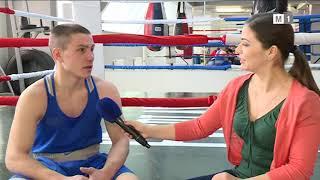 "Dorin Bucșa, campion european la box, invitat ""la Fii tânăr"""