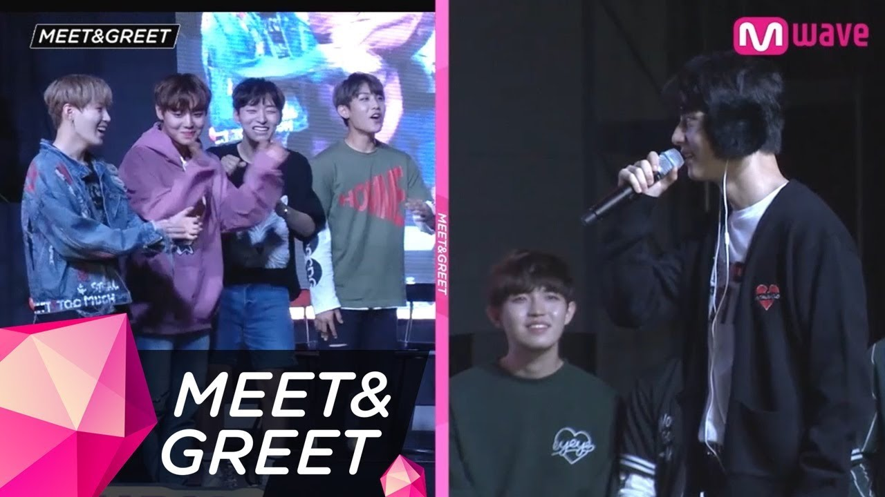 [MEET&GREET] Whisper Challenge with Wanna One