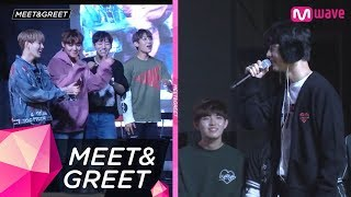 [MEET&GREET] Whisper Challenge with Wanna One