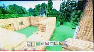 Main Game PS4 Minecraft Bikin Rumah #01