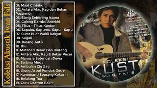 Koleksi Akustik Iwan Fals Lagu lama Indonesia terbaik