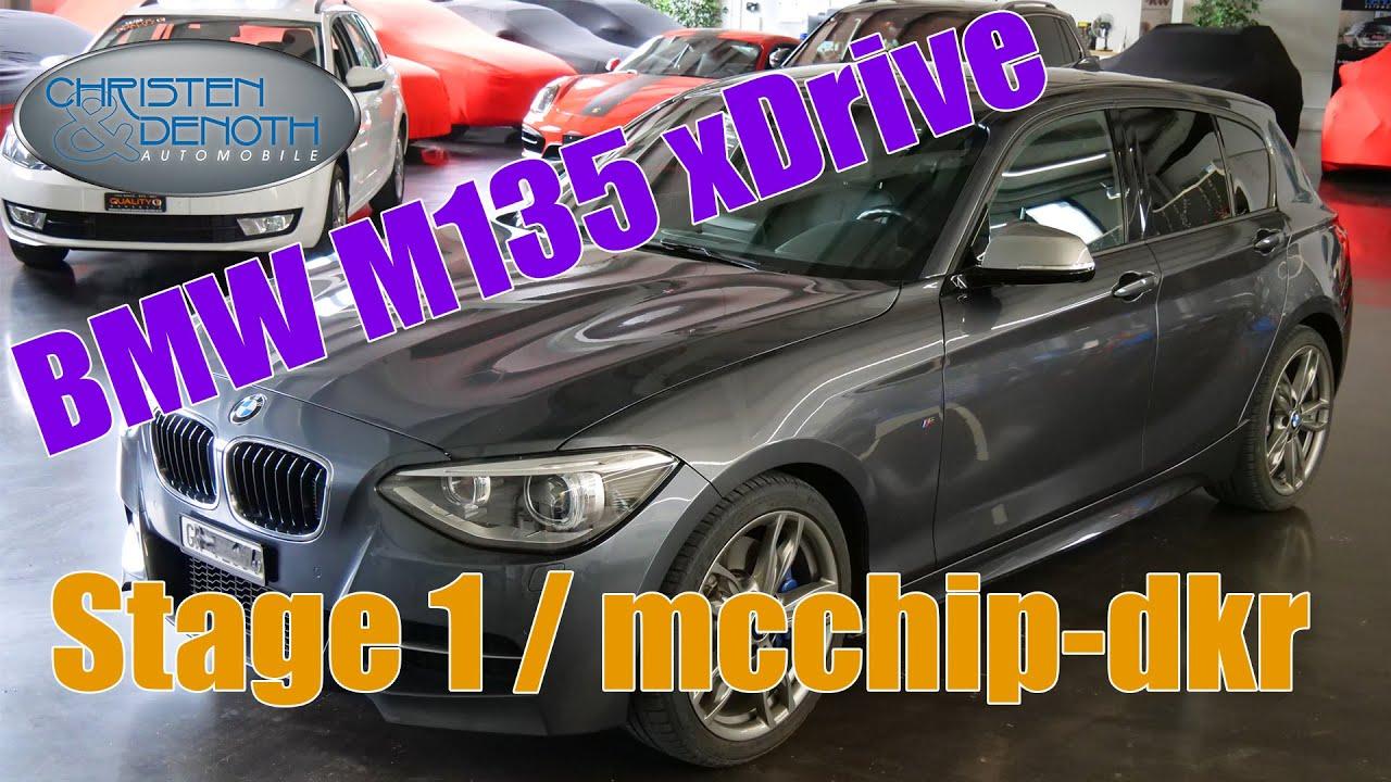 Christen & Denoth Automobile || BMW M135 xDrive - mmchip-dkr Stage 1