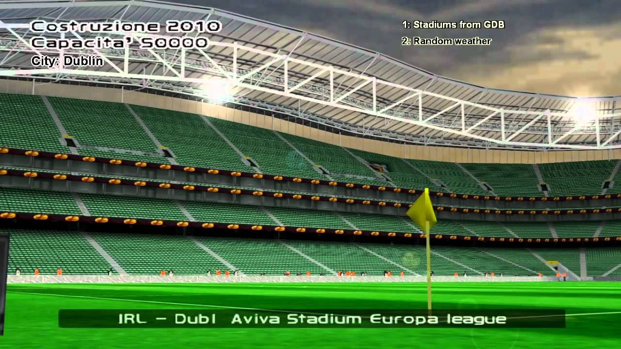 Celtic Wallpaper Hd Pes 6 Best Stadiums Hd 720p With Download Links Youtube