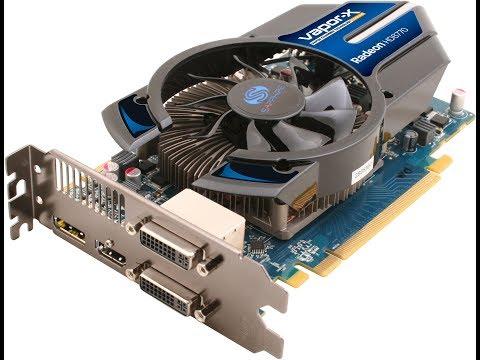 Обзор видеокарты Sapphire Radeon HD 6750