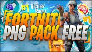Fortnite PNG Pack (ULTIMATE) | 1500 + PNGS /Season 7 *NEW*