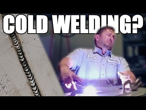 So I Bought A Cold Welder