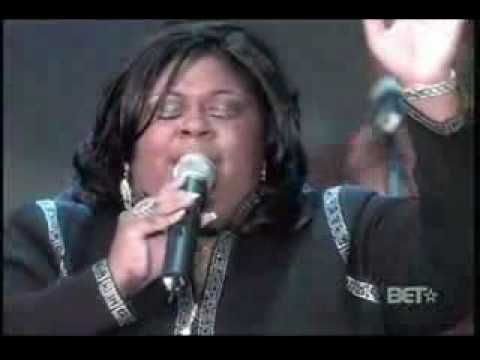 That's what he's done for me - Kim Burrell